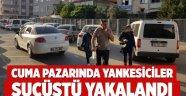 Gebze'de yankesiciler suçüstü yakalandı!