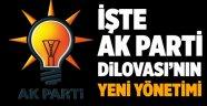 İşte AK Parti Dilovası'nın yeni yönetimi