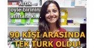 Aziz Sancara Türk asistan
