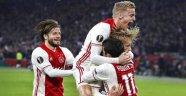 Beşiktaş'ın zaferi Hollanda'da gündeme oturdu