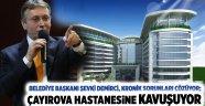Çayırova hastanesine kavuşuyor