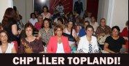 CHP kadın kolları toplandı