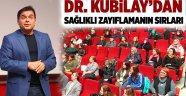 Dr. Kubilay'dan sağlıklı zayıflamanın sırları