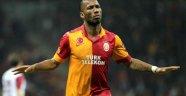 Galatasaray'da Drogba hamlesi