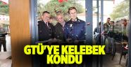 GTÜ'ye Kelebek kondu