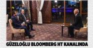 Güzeloğlu Bloomberg HT Kanalında