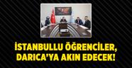 İstanbullu öğrenciler, Darıca'ya akın edecek!