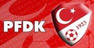 Ka PFDK ceza yağdırdı !