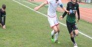 Kocaelispor'dan tek gol, 3 puan