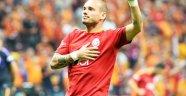 Sneijder bu maçı bekliyor!
