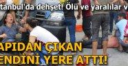Son dakika... Zeytinburnu'nda yangın! 1 kişi öldü, çok sayıda yaralı var