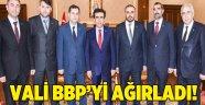Vali Güzeloğlu BBP'yi ağırladı...
